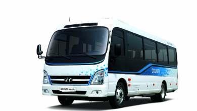 Photo of Hyundai County Electric: este es el primer minibús eléctrico de Hyundai