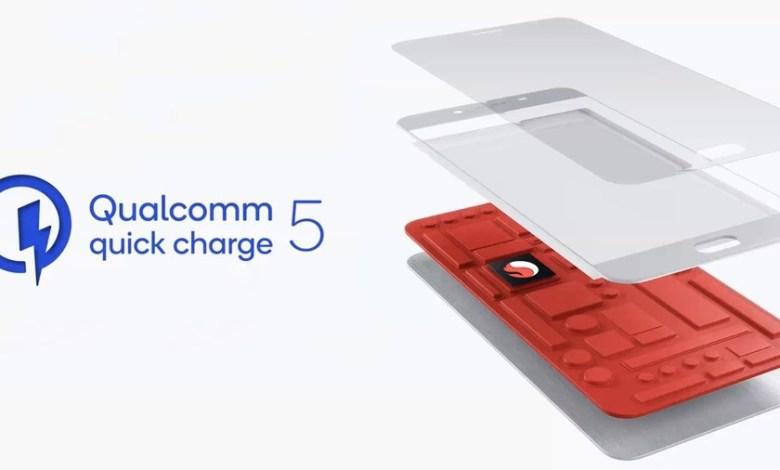 qualcomm-quick-charge-5:-la-carga-rapida-de-100w-que-promete-completar-el-50%-de-la-bateria-del-movil-en-5-minutos