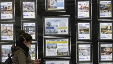 Photo of El precio de la vivienda libre modera su crecimiento al 2,1% en segundo trimestre