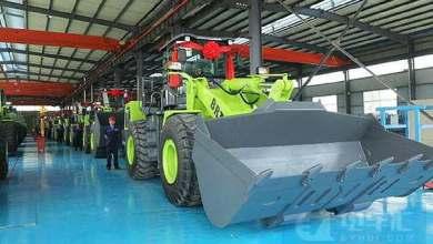 Photo of La retroexcavadora eléctrica Breton de NEM Motors ya se fabrica en serie en China