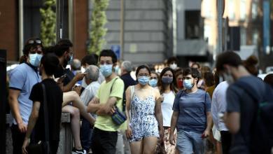 Photo of Detenido un joven en Madrid por negarse a usar mascarilla y agredir a policías