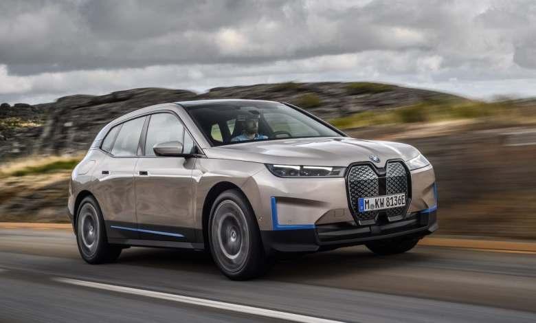 bmw-ix-2022:-un-nuevo-suv-electrico-con-600-km-de-autonomia-y-un-diseno-arriesgado