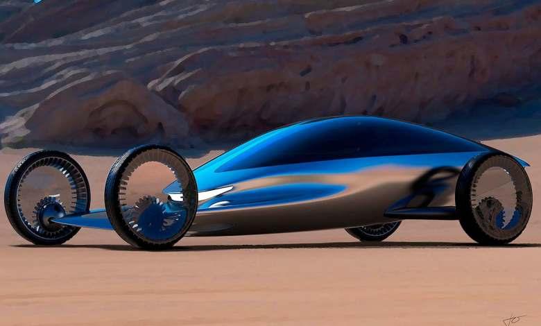 loir-coupe,-un-coche-electrico-cuya-transmision-funciona-con-engranajes-en-las-ruedas
