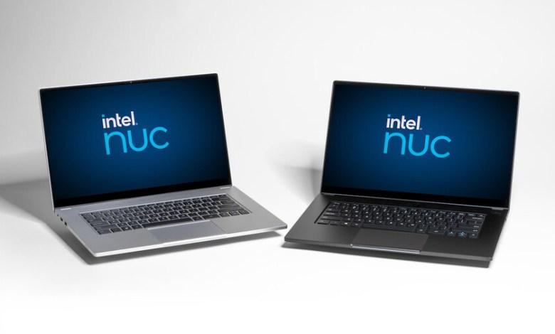 el-primer-portatil-de-intel-del-programa-nuc-es-un-15,6-pulgadas-con-hasta-16-gb-de-ram-para-venderse-a-traves-de-pequenos-fabricantes