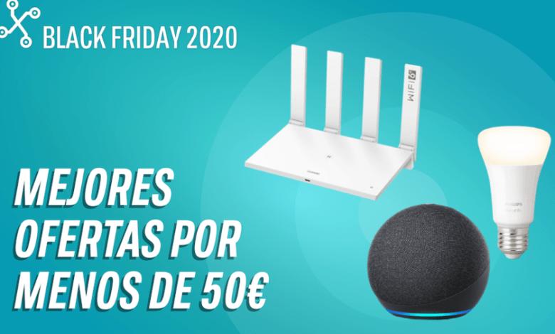 black-friday-2020:-42-gadgets-recomendados-por-menos-de-50-euros-en-amazon,-ebay,-el-corte-ingles,-media-markt-y-pccomponentes