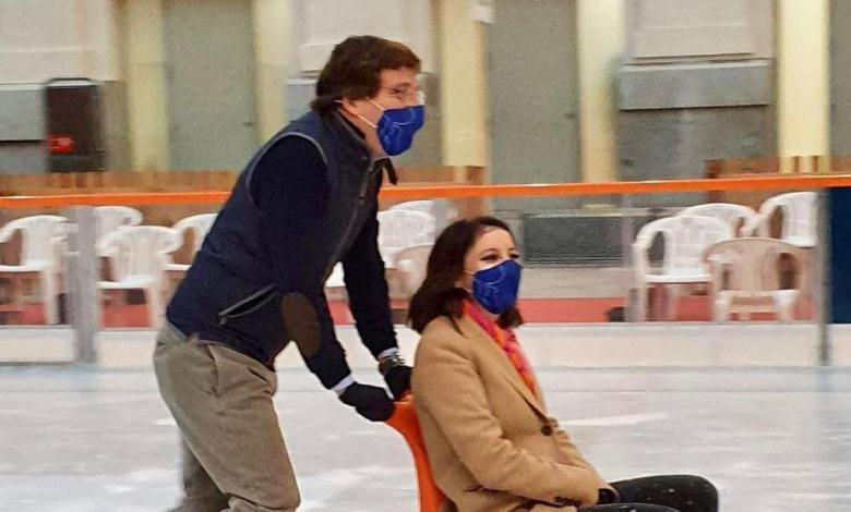 """el-'desequilibrio'-sobre-patines-del-alcalde-almeida:-""""menos-mal-que-tengo-otra-aptitudes"""""""