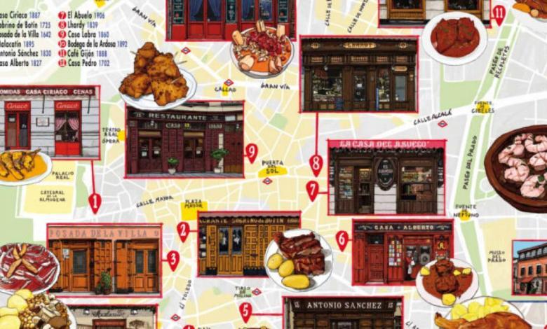 el-ayuntamiento-publica-la-lista-de-restaurantes-centenarios-de-madrid-declarados-espacios-culturales-y-turisticos-de-interes-general