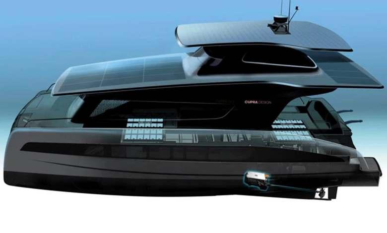 este-yate-electrico-solar-disenado-por-cupra-esta-propulsado-la-plataforma-meb-de-volkswagen