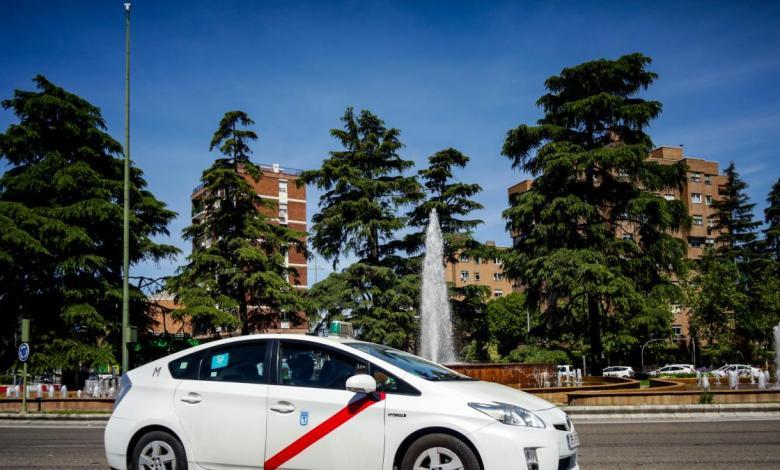 los-taxis-ofreceran-un-precio-cerrado-para-trayectos-a-madrid-central