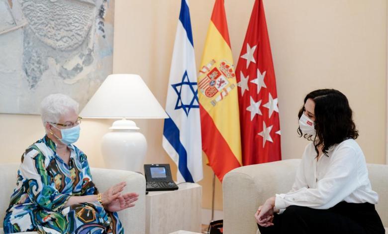 ayuso-refuerza-su-agenda-internacional:-crecen-sus-citas-con-embajadores-y-medios-extranjeros