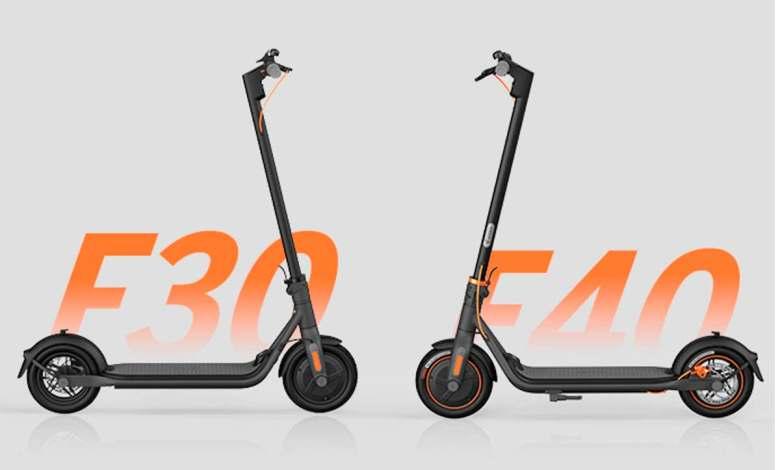 ninebot-f30-y-ninebot-f40,-dos-nuevos-patinetes-electricos-que-compiten-en-la-gama-media