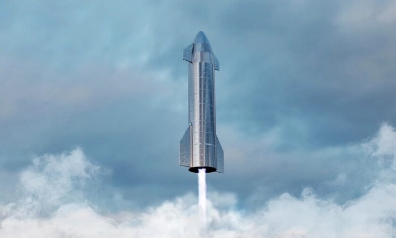 la-starship-como-buque-de-carga:-eeuu.-quiere-utilizarla-para-transportar-toneladas-de-carga-a-todo-el-mundo-en-una-hora