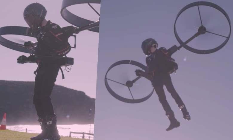 """copterpack:-una-""""mochila-electrica-voladora""""-con-rotores-incorporados-que-es-plenamente-funcional"""