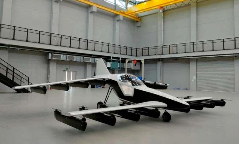 el-mk5-es-un-avion-electrico-evtol-en-kit-para-montar-en-casa-y-empezar-a-volar