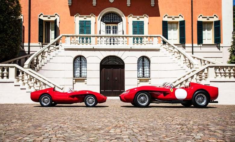 """ya-puedes-comprar-un-""""mini""""-ferrari-testa-rossa-250-de-1957-totalmente-electrico"""