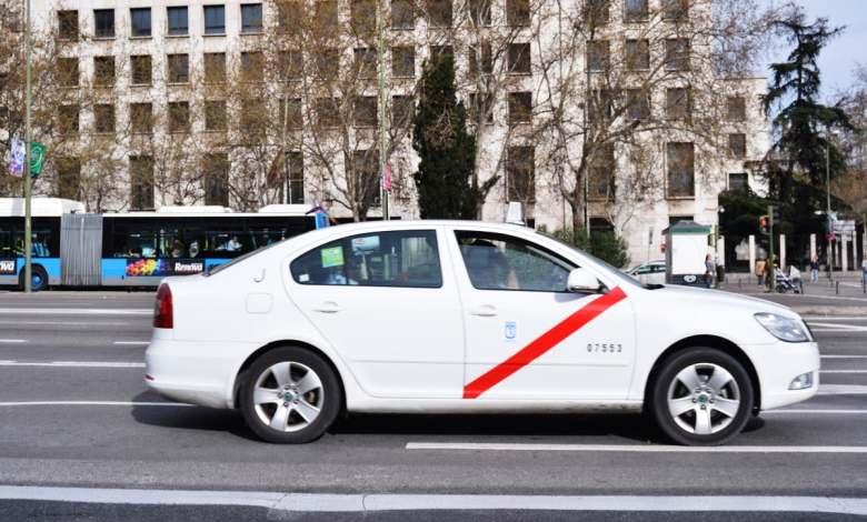 el-taxi-electrico-propulsado-por-hidrogeno-verde-llegara-a-madrid-en-2022