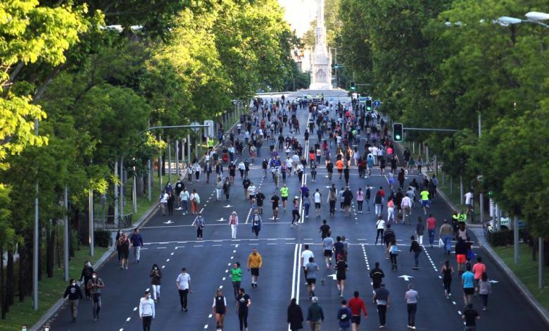 madrid-cortara-el-trafico-desde-colon-a-atocha-y-regalara-una-hora-de-bicimad-el-domingo-para-celebrar-la-movilidad