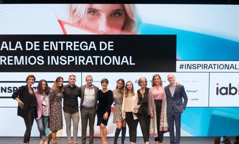 los-premios-inspirational-revelan-sus-ganadores-tras-el-broche-final-de-la-gala-de-entrega-en-madrid