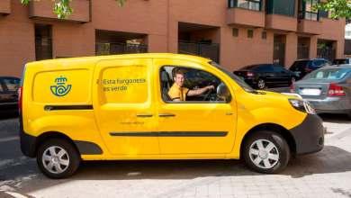 correos-incorporara-a-su-flota-500-nuevos-vehiculos-electricos,-entre-furgonetas-y-motos