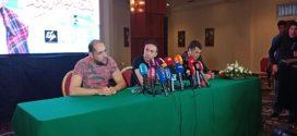 """خلال ندوة صحفية أقامها حاتم إيدار: """"ندمت وسوف اعتذر فنيا"""""""