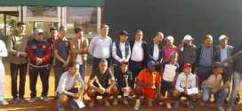 Taroudannt: Clôture du Tournoi National Tennis G3