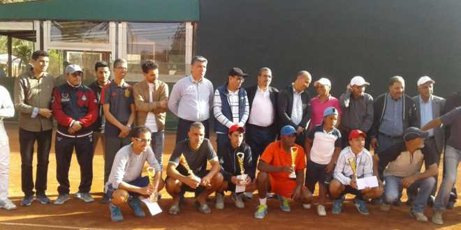Taroudannt: Clôture du Tournoi National Tennis G3