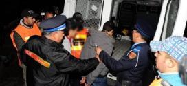 أكادير: توقيف عصابة إجرامية متخصصة في السرقات العنيفة و الدعارة