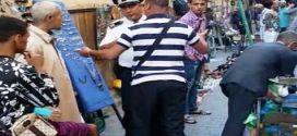 المديرية العامة للأمن الوطني توضح عن مقطع فيديو يوثق لتعرض ضابط أمن لعنف لفظي