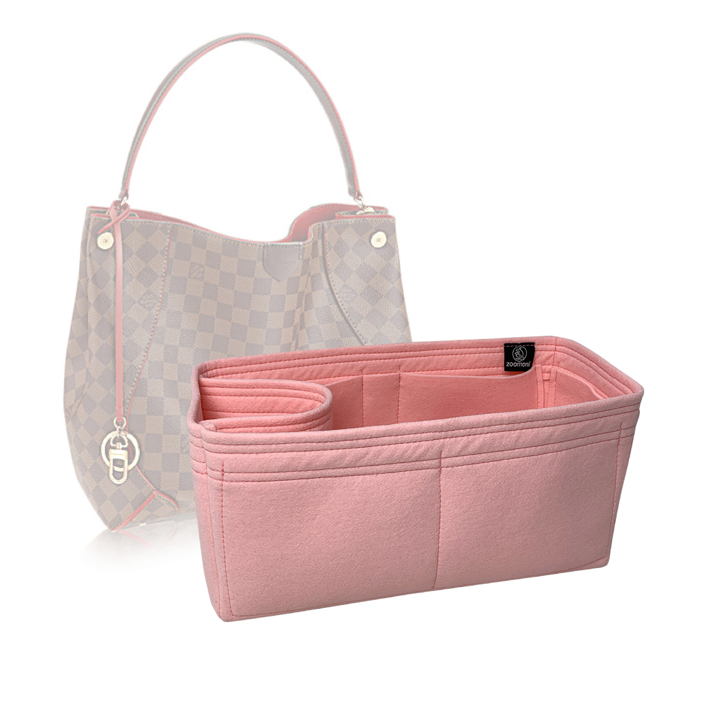d58cc0efa5 Louis Vuitton Caissa Hobo Bag Organizer – Zoomoni