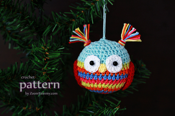 Christmas Ball – Owl