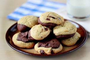 double-fudge-chocolate-chip-cookies