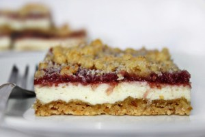raspberry cheesecake bars recipe with step by step pictures, how to make raspberry cheesecake bar, ingredients, recipe, pictures, images