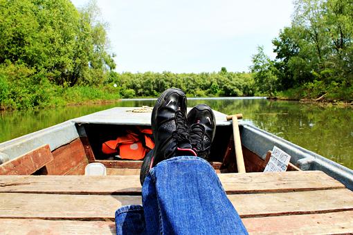 Hungary Tisza region holiday summer boat
