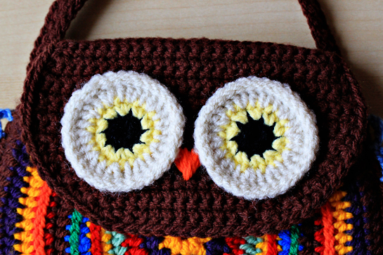 New Pattern Crochet Owl Purse Pattern Zoom Yummy Crochet