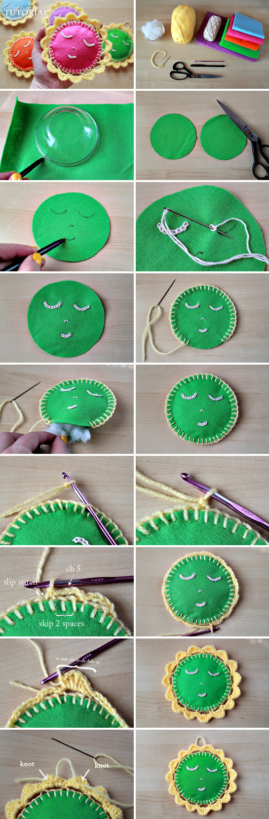 happy-felt-sun-tutorial-mosaic