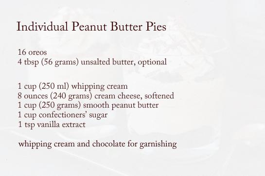 individual-peanut-butter-pies-ingredients