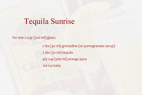 tequila-sunrise-ingredients