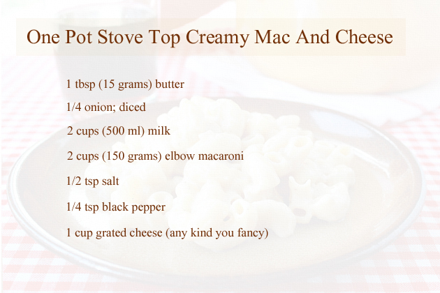 one-pot-stove-top-creamy-mac-and-cheese-recipe-ingredients