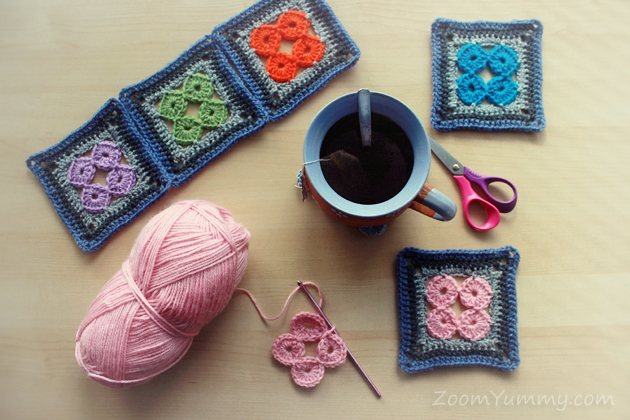 crochet joy joy pattern