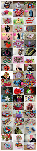crochet pattern shop ZoomYummy