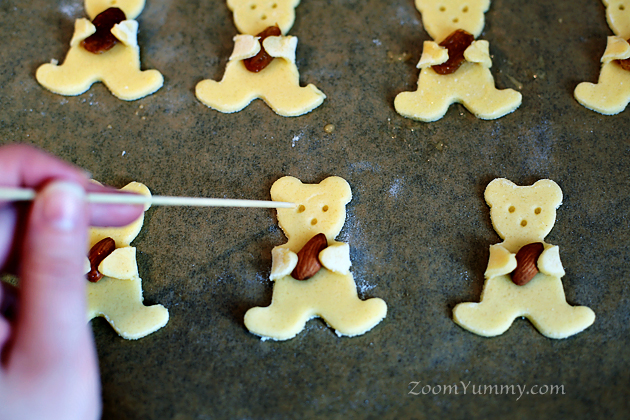 huggy bear cookie recipe