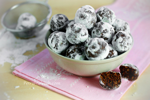 No-Bake Oatmeal Cookie Balls Recipe