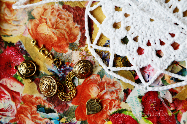 crochet-decoupage