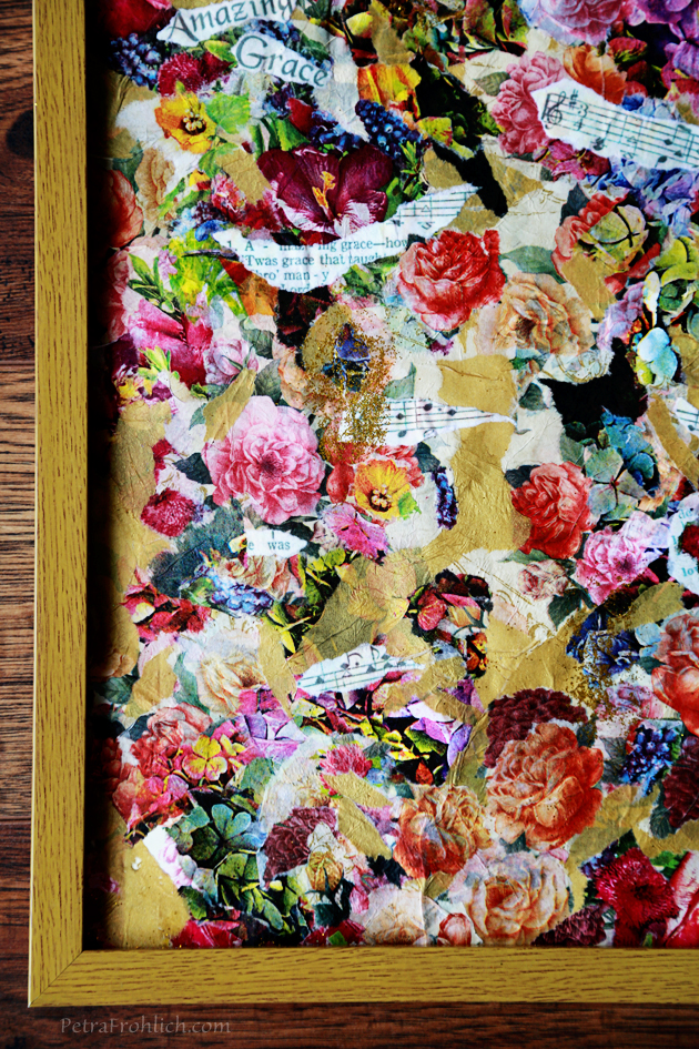 decoupage-painting