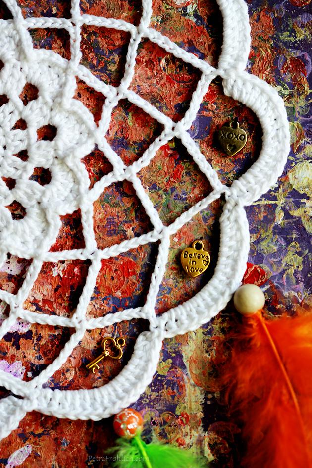 crochet dream catcher picture