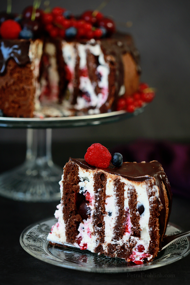 chocolate roulade cake recipe