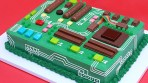 A Motherboard Birthday Cake