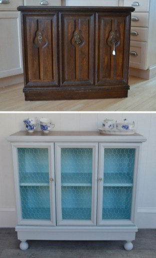 ALS Auction Cabinet