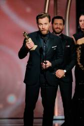 Ewan McGregor Wins The Best Performance by an Actor in a Limited Series For Fargo