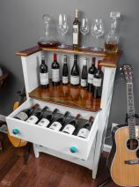 From A Dresser To A Wine Bar